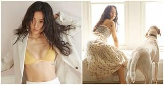 歌手イ・ヒョリ、春の陽気に包まれた妖艶なグラビアを公開!
