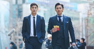 「Suits」チャン・ドンゴン&パク・ヒョンシク、通勤スタイルも絵画のよう!?