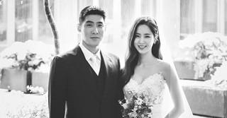 ハン・チェア♡チャ・セッチ夫婦の挙式写真が公開!