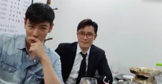 ドラマ「アイリス」で共演!イ・ビョンホンとT.O.Pが久しぶりの再会を果たす!