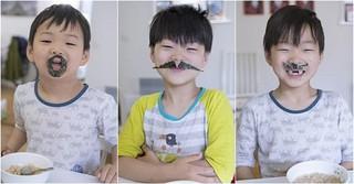 俳優ソン・イルグク、三つ子の息子たちの楽しい朝食シーンを公開!