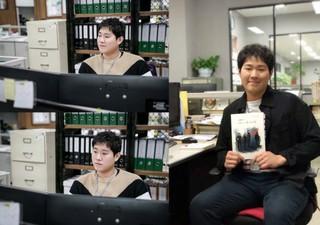 俳優キム・ミンソク、ドラマ「私のおじさん」の終演コメントを伝える♪