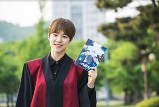 女優ハン・イェリ、主演ドラマ「スイッチー世界を変えろ」の終演コメントを伝える♪
