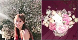 """甲状腺機能低下症により療養中の女優キム・ユジョンが""""成年の日""""を迎えて近況を伝える!"""