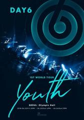「JYPエンタ」のボーイズバンド「DAY6」が大規模ワールドツアーに乗り出す!