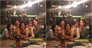 元祖アイドルグループ「Fin.K.L」に囲まれる幸せ者のイ・サンスンの姿が公開される!