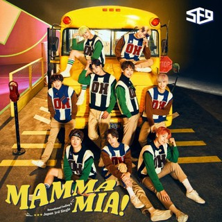 """「SF9」が日本で大人気の予感!?""""MAMMA MIA""""が日間チャートで3位を記録!"""