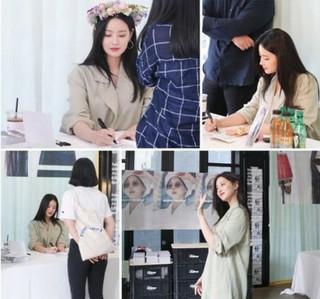 """女優オ・ヨンソ、ファッションブランドのファンサイン会でも溢れる""""ファン愛""""を見せる♪"""