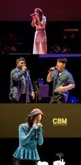 歌手ペク・チヨンが北米ツアーを大成功におさめ、感激の涙を流す♪