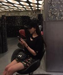転落事故から1か月・・・女優キム・サランが近況報告!
