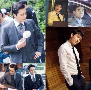 最終回まで残り2話!ドラマ「Suits」がチャン・ドンゴン&パク・ヒョンシクのビハインドカットを公開!
