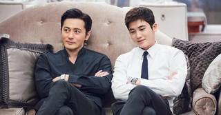 チャン・ドンゴン×パク・ヒョンシク、ドラマ「Suits」の終演コメントを伝える♪