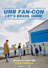 カムバックを控える「UNB」、7月1日にはファンコンサートも開催!