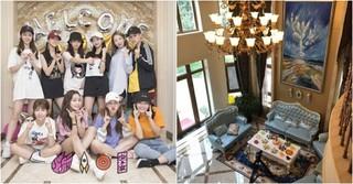 中国版「PRODUCE101」から誕生したグループ「ロケット少女」の宿舎が公開!