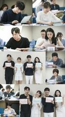 ユン・シユン×イ・ユヨン主演ドラマ「親愛なる判事さまへ」の台本リーディングが行われる♪