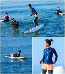 女優ソン・ジヒョ、「ビューティフルライフ」最終回でサーフィンの女神に変身する!