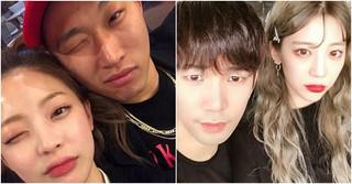 SWINGS♡イム・ボラ&ジオ♡チェ・イェスルカップルが「ビデオスター」に同伴出演する!?