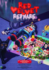 「Red Velvet」がこの夏、2度目となる単独コンサートを開催決定!
