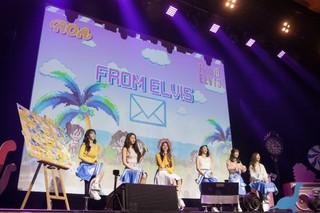 「AOA」が2年9か月ぶりのファンミーティングを大成功におさめる!