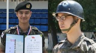 俳優コ・ギョンピョ、軍隊にすっかり馴染む姿がキャッチされる!
