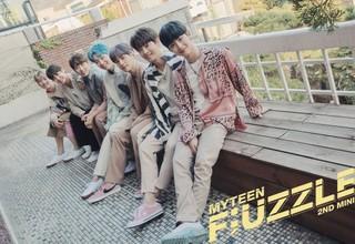 「MYTEEN」が新譜「F&#59;UZZLE」発表を前に団体イメージを公開!