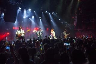 「N.Flying」が生涯初となる単独コンサートを大盛況に終える!