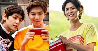 「防弾少年団」&俳優パク・ボゴムが出演する「コカ・コーラ」CMのスチールカットが公開!