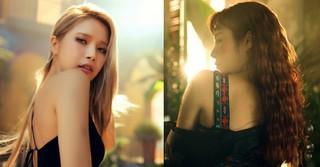 「MAMAMOO」、新譜「Red Moon」発表を前にソラ&フィインの個人ティーザー映像を公開!