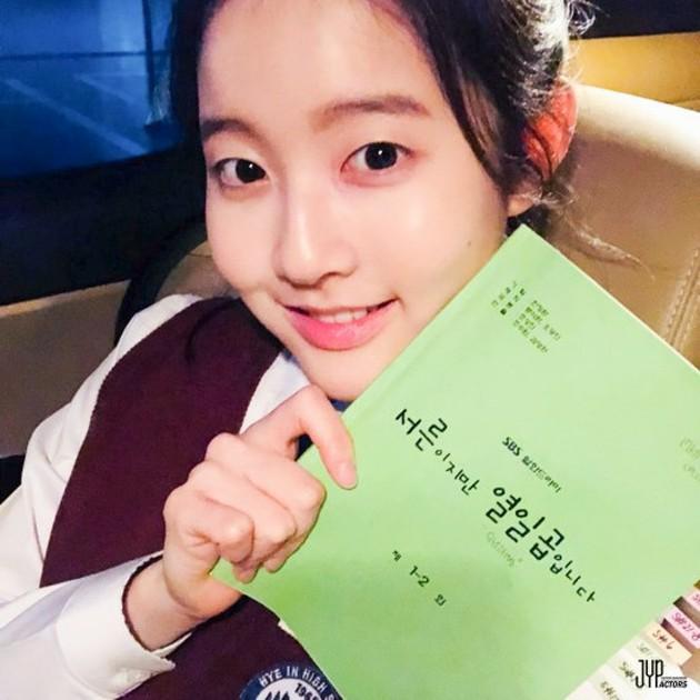 人気子役パク・シウン、ドラマ「30ですが17です」の台本ショットが公開! | K-POP・韓流ブログならwowKorea(ワウコリア)