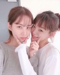 """ドラマ「時間」で共演中!「少女時代」ソヒョン&ユン・ジウォンの""""姉妹ショット""""が公開!"""