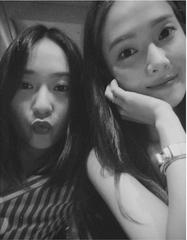 ジェシカ&「f(x)」クリスタル、久しぶりの姉妹ショット!