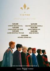 「VICTON」、初となるヨーロッパツアーの開催決定!
