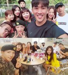 軍服務中の「2PM」Jun.K、仲間たちに囲まれる近況写真が公開!