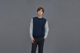 俳優パク・ヘジン、2年連続同ブランドの韓・中モデルとして活動中♪