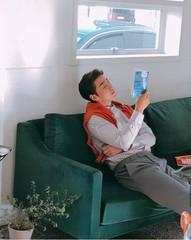 俳優ユン・ゲサン、所属事務所が久しぶりの近況写真を公開する♪