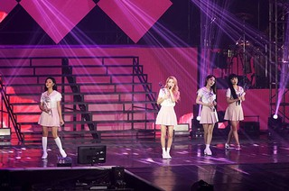 「MAMAMOO」、自身3度目の単独コンサートを大成功に終える!