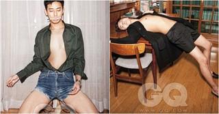 俳優チュ・ジフン、過去に撮影したグラビア写真が今になって話題!?