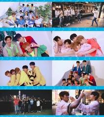 「UP10TION」、デビュー3周年の絆!スペシャルフォトエディションを発売!