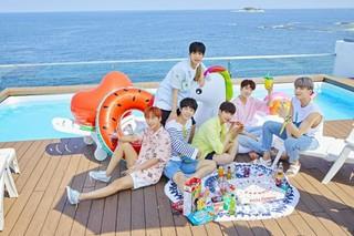 "「SNUPER」、日本でのニューシングル""夏のMagic""が初登場オリコン2位!"