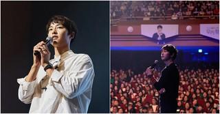 俳優ソン・ジュンギ、デビュー10周年記念単独ファンミーティングを開催!