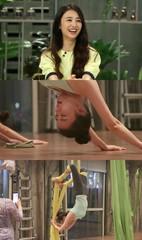 女優パク・ハソン、産後も変わらないスタイルの秘訣はヨガ!その実力とは!?
