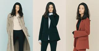 女優キム・テリ、優雅な秋の女神に変身!マネしたくなる秋ファッション♪