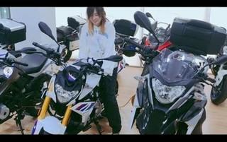 女優チェ・ガンヒ、バイクの免許を取ったという近況を報告♪