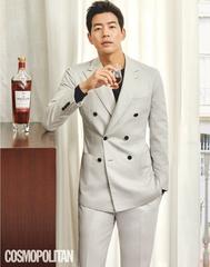 俳優イ・サンユン、様々なスタイルで魅力発散のグラビア公開!