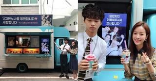 「VIXX」メンバーがドラマ「知ってるワイフ」のハン・ジミンに差し入れ!?その理由とは?