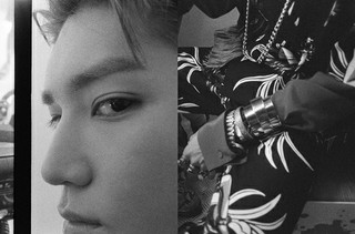 「NCT127」、初正規アルバムリリースを前にテヨン&ユウタのティーザーイメージを公開!