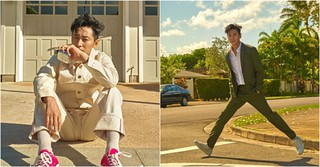 俳優チュ・ジフン、ハワイで撮影された最新グラビア写真が公開!
