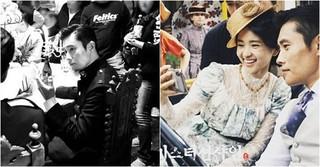 俳優イ・ビョンホン、「ミスター・サンシャイン」撮影現場の写真が公開される!