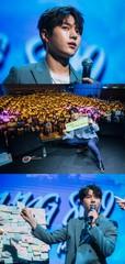 「INFINITE」エル、俳優キム・ミョンス名義で台湾ファンミを開催♪現地ファンを沸かす!