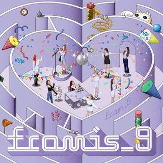 カムバックを明日に控える「fromis_9」、新譜のカバーイメージを公開!